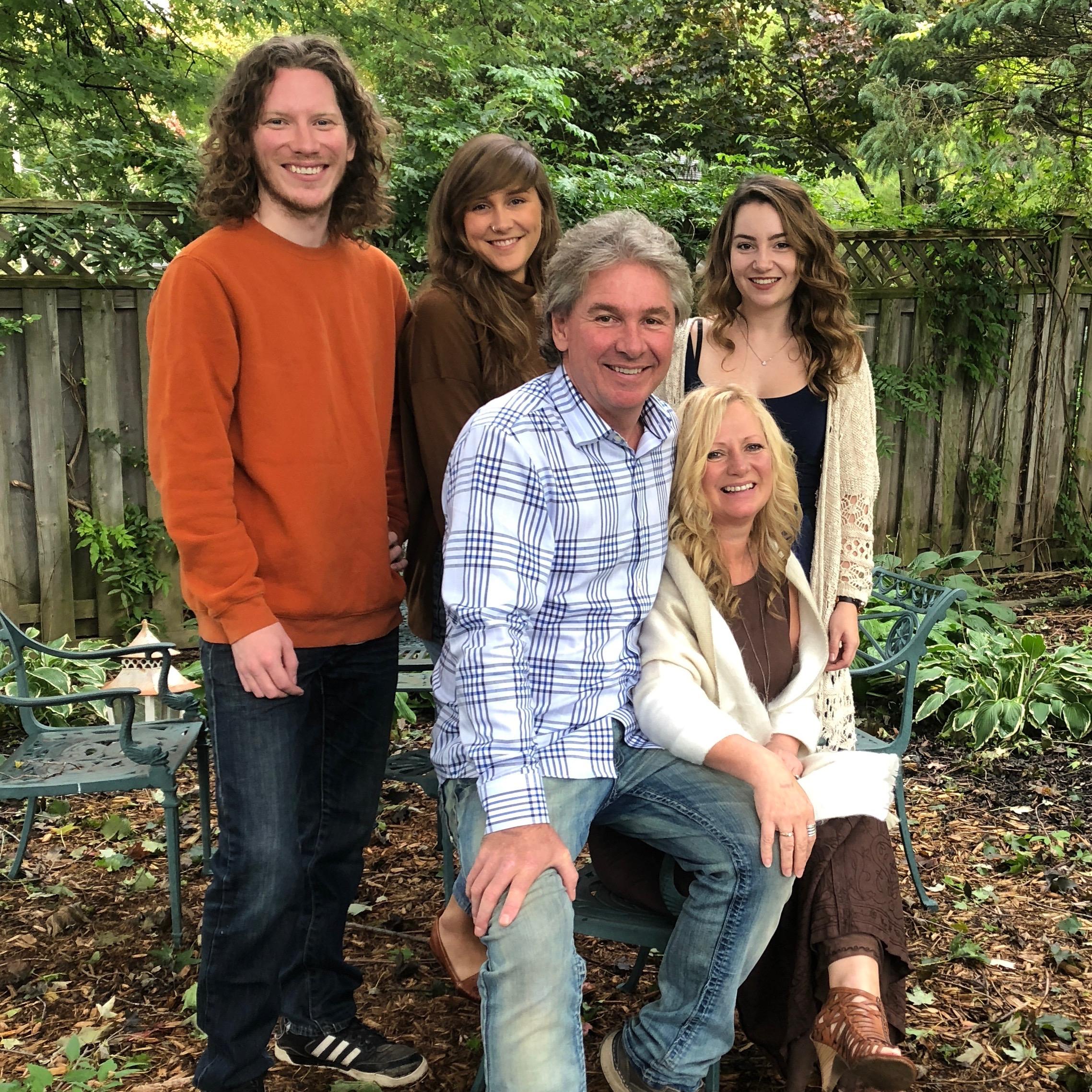 Jordan Family Photo
